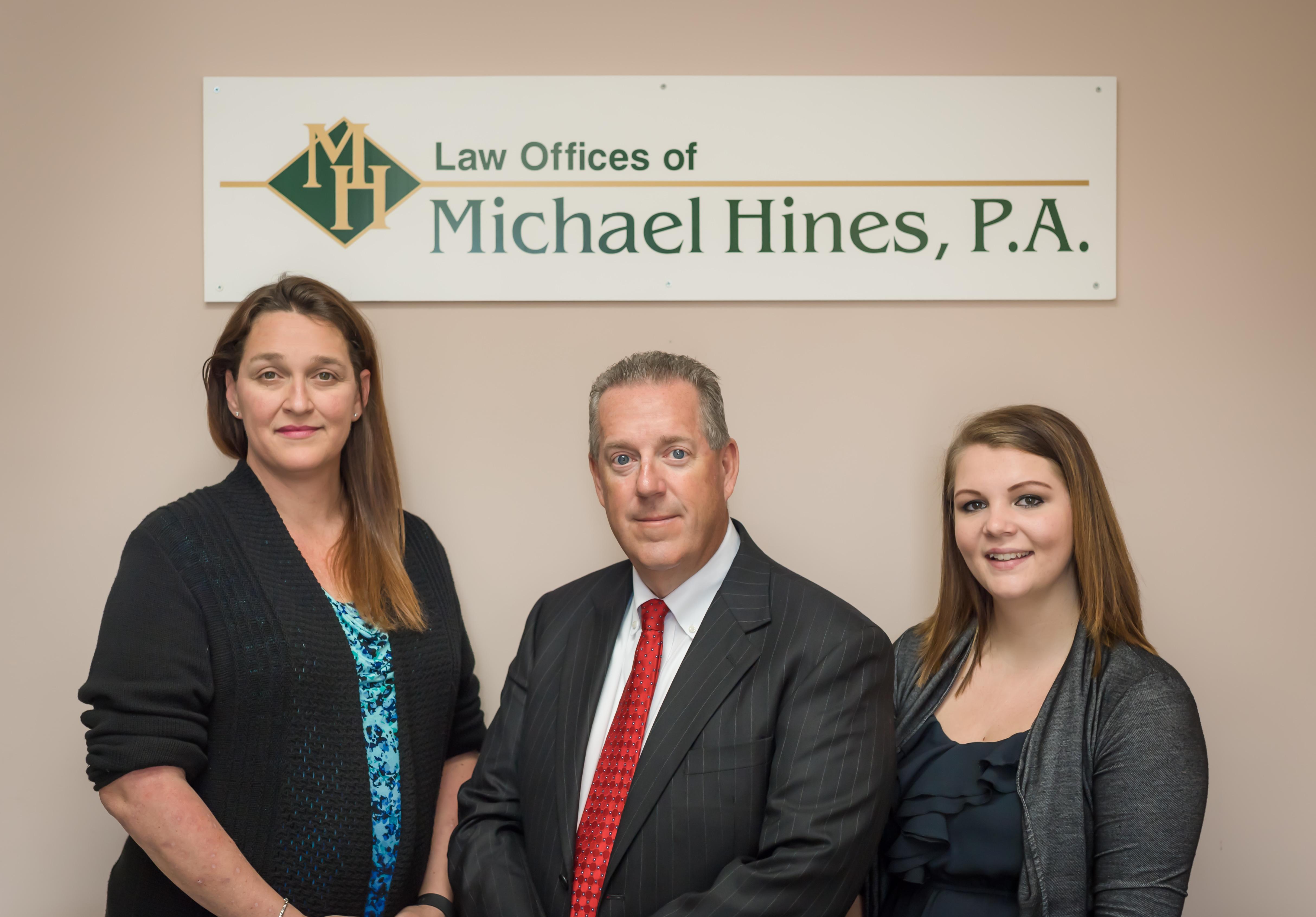 Hines Scholarship